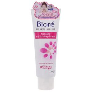 Sữa rửa mặt Biore sạch nhờn & lỗ chân lông nhỏ mịn 100g
