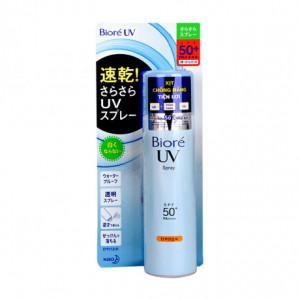 Xịt chống nắng hoàn hảo Biore UV Spray SPF50+/PA++++ 75g