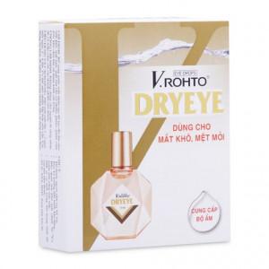 Thuốc nhỏ mắt cung cấp độ ẩm cho mắt V.Rohto Dryeye (13ml)