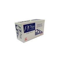 Thuốc bổ sung vitamin PP 500mg Nadyphar (10 vỉ x 10 viên/hộp)