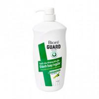 Sữa tắm sạch sâu kháng khuẩn thanh mát hứng khởi Bioré Guard (800g)