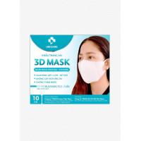 Khẩu trang vải  3D Mask Unicare (10 cái/gói)