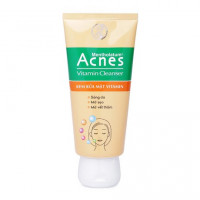 Kem rửa mặt Vitamin Acnes Mentholatum (100g)