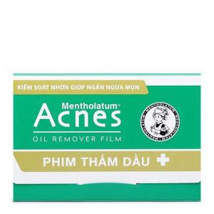 Phim thấm dầu Acnes Oil Remover Film (50 tờ/gói)