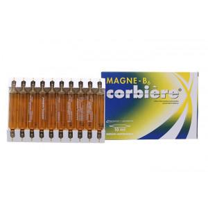 Thuốc bổ sung vitamin Magne B6 Corbiere 10ml (10 ống x 10ml/hộp)
