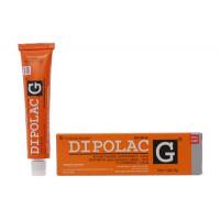 Kem bôi da trị nấm Dipolac G (15g)