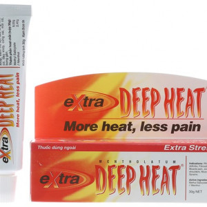 Extra Deep Heat (30g)