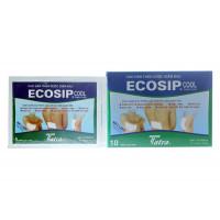 Cao dán thảo dược giảm đau Ecosip Cool (2 gói x 5 miếng/hộp)