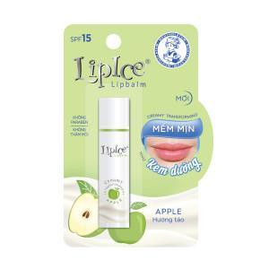 Son dưỡng môi hương táo Lipice Lipbalm (4.3g)