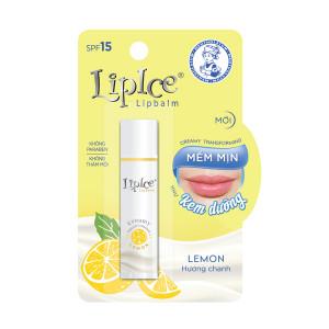 Son dưỡng môi hương chanh Lipice Lipbalm (4.3g)