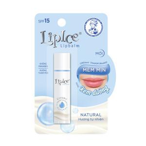 Son dưỡng môi hương tự nhiên Lipice Lipbalm (4.3g)