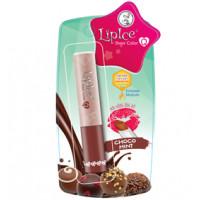 Son dưỡng môi hương choco bạc hà Lipice Sheer Color (2.4g)