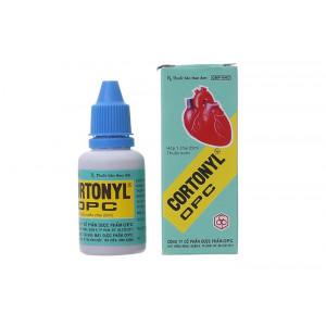 Thuốc trợ tim dạng nước Cortonyl OPC (25ml)