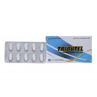 Thuốc trị rối loạn nhu động ruột Tributel 200mg (10 viên x 10 vỉ/hộp)