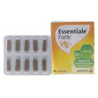 Thuốc cải thiện chức năng gan Essentiale Forte 300mg (5 vỉ x 10 viên/hộp)