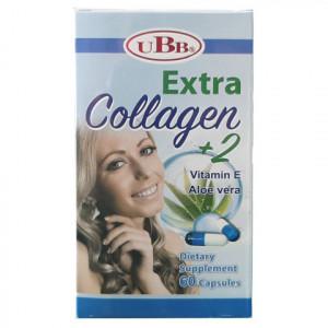 Viên uống làm đẹp da, ngăn ngừa lão hóa Extra Collagen +2 UBB (60 viên/hộp)