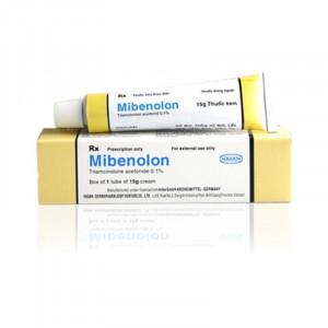 Kem trị viêm da Mibenolon (15g)