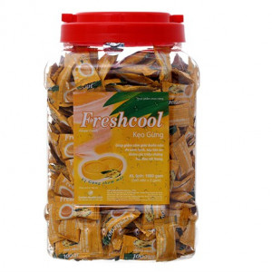 Kẹo gừng Freshcool (500 viên/hộp)