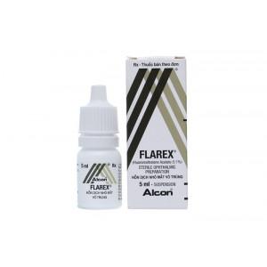 Hỗn dịch nhỏ mắt vô trùng Flarex (5ml)