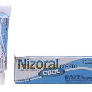 Kem điều trị nấm ngoài da Nizoral Cool (5g)