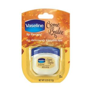 Son dưỡng ẩm cho môi hương vani Vaseline Lip Therapy Creme Brulee (7g)