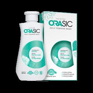 Dung dịch vệ sinh hằng ngày Orasic (200ml)