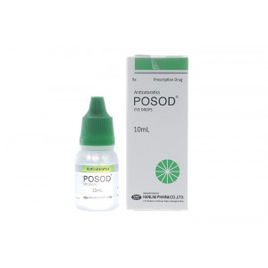 Thuốc nhỏ mắt Posod (10ml)