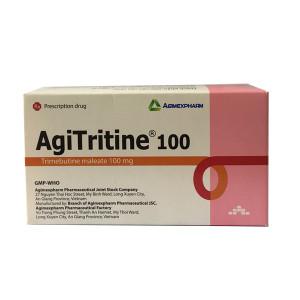 Thuốc trị rối loạn nhu động ruột AgiTritine 100 (10 vỉ x 10 viên/hộp)