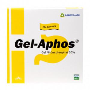 Thuốc trị đau dạ dày Gel-Aphos (20 gói/hộp)