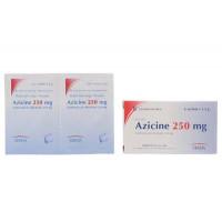 Thuốc kháng sinh Azicine 250mg (6 gói/hộp)