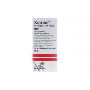 Gel bôi trị vảy nến Xamiol (15g)