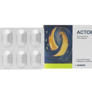 Men vi sinh Actobim (2 vỉ x 8 viên/hộp)