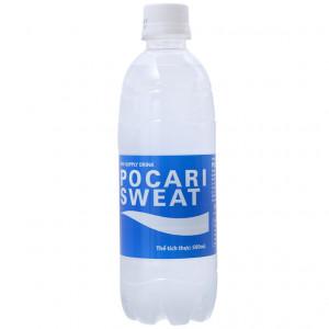Nước uống bổ sung ion và chất điện giải Pocari Sweat (500ml)