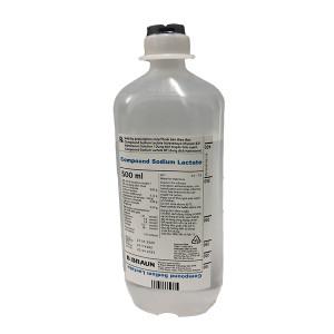 Compound Sodium Lactate B.Braun (500ml)