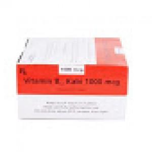 Vitamin B12 Kabi 1000mcg (100 ống/hộp)