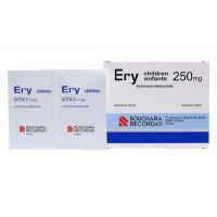 Thuốc kháng sinh Ery Children 250mg (24 gói/hộp)