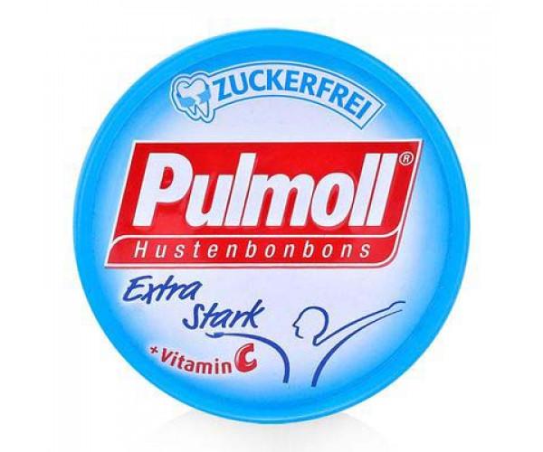Kẹo ngậm ho Pulmoll Pastillen Extra Stark (50g/hộp)