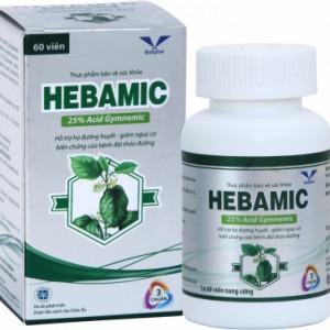 Hebamic (60 viên/hộp)
