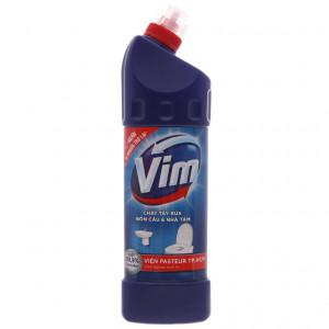 Nước tẩy bồn cầu & nhà tắm VIM diệt khuẩn (900ml)
