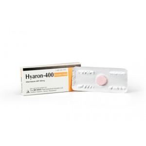 Thuốc trị giun, sán Hyaron 400