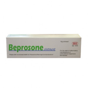 Thuốc mỡ trị viêm da Beprosone ointment (15g)