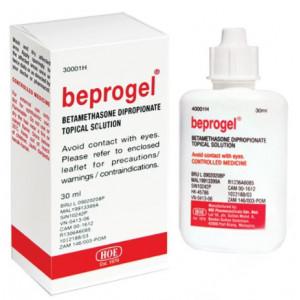 Thuốc trị viêm da Beprogel (30ml)