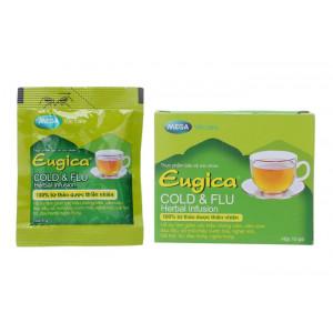 Trà thảo dược Eugica Cold & Flu (10 gói/hộp)