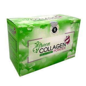Diệp lục Green Collagen Powder (30 gói/hộp)