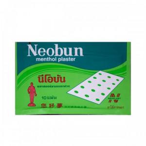 Neobun Menthol Plaster (22 gói x 10 miếng/hộp)
