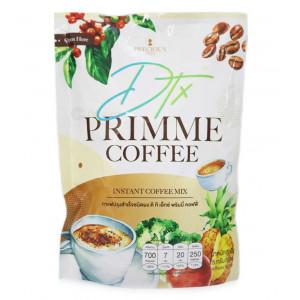Primme DTX hương vị coffee (10 gói/túi)