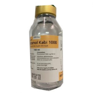 Paracetamol Kabi 1000 (100ml)