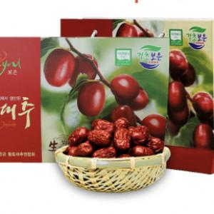 Táo đỏ Hàn Quốc Samsung Boeun Jujube