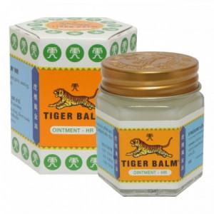Dầu cù là trị các chứng đau đầu, ngạt mũi, côn trùng cắn Tiger Balm White (30g)