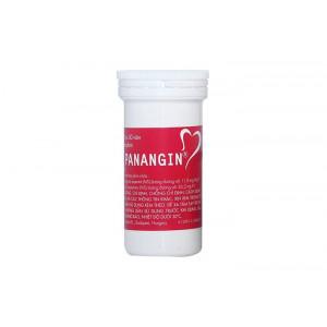 Thuốc trị suy tim Panangin (50 viên/hộp)